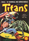 Cover for Titans (Editions Lug, 1976 series) #16