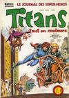 Cover for Titans (Editions Lug, 1976 series) #17