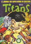 Cover for Titans (Editions Lug, 1976 series) #21