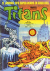 Cover for Titans (Editions Lug, 1976 series) #22