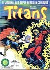 Cover for Titans (Editions Lug, 1976 series) #23