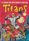 Cover for Titans (Editions Lug, 1976 series) #24