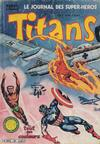 Cover for Titans (Editions Lug, 1976 series) #25