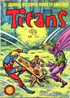 Cover for Titans (Editions Lug, 1976 series) #26