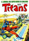 Cover for Titans (Editions Lug, 1976 series) #28