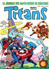 Cover for Titans (Editions Lug, 1976 series) #29