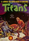 Cover for Titans (Editions Lug, 1976 series) #32