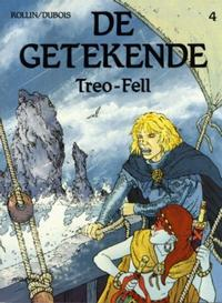 Cover Thumbnail for De Getekende (Arboris, 1992 series) #4 - Treo-Fell