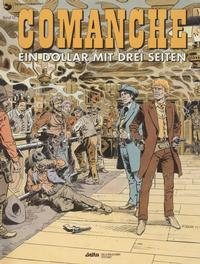 Cover Thumbnail for Comanche (Egmont Ehapa, 1991 series) #12 - Ein Dollar mit drei Seiten