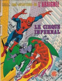 Cover Thumbnail for Une Aventure de l'Araignée (Editions Lug, 1977 series) #5