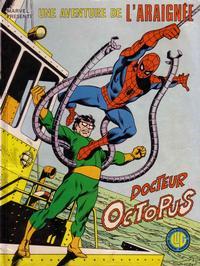 Cover Thumbnail for Une Aventure de l'Araignée (Editions Lug, 1977 series) #9