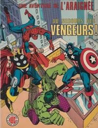 Cover for Une Aventure de l'Araignée (Editions Lug, 1977 series) #10