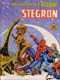 Cover Thumbnail for Une Aventure de l'Araignée (Editions Lug, 1977 series) #16