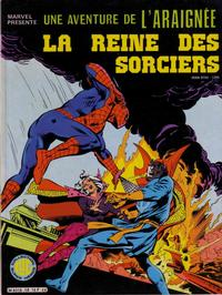 Cover Thumbnail for Une Aventure de l'Araignée (Editions Lug, 1977 series) #18
