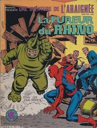 Cover Thumbnail for Une Aventure de l'Araignée (Editions Lug, 1977 series) #19