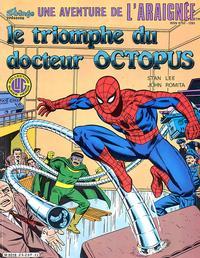 Cover Thumbnail for Une Aventure de l'Araignée (Editions Lug, 1977 series) #25