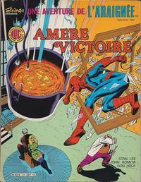 Cover Thumbnail for Une Aventure de l'Araignée (Editions Lug, 1977 series) #27