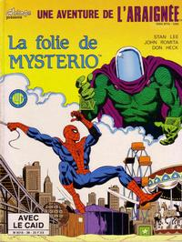 Cover Thumbnail for Une Aventure de l'Araignée (Editions Lug, 1977 series) #29