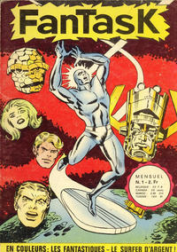 Cover Thumbnail for Fantask (Editions Lug, 1969 series) #1