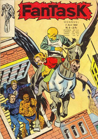 Cover Thumbnail for Fantask (Editions Lug, 1969 series) #3