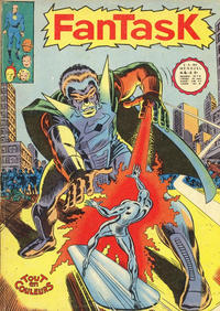Cover Thumbnail for Fantask (Editions Lug, 1969 series) #4