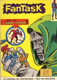 Cover Thumbnail for Fantask (Editions Lug, 1969 series) #6