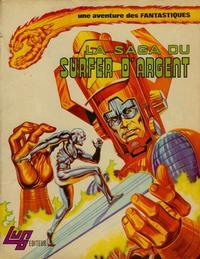 Cover Thumbnail for Une Aventure des Fantastiques (Editions Lug, 1973 series) #2