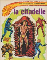 Cover Thumbnail for Une Aventure des Fantastiques (Editions Lug, 1973 series) #6
