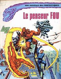 Cover Thumbnail for Une Aventure des Fantastiques (Editions Lug, 1973 series) #7