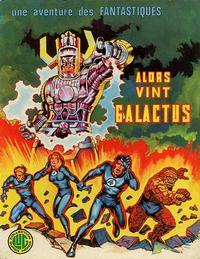 Cover Thumbnail for Une Aventure des Fantastiques (Editions Lug, 1973 series) #8