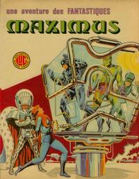 Cover Thumbnail for Une Aventure des Fantastiques (Editions Lug, 1973 series) #10