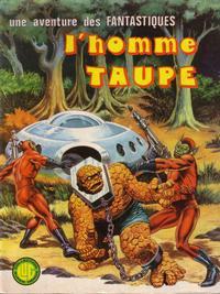 Cover Thumbnail for Une Aventure des Fantastiques (Editions Lug, 1973 series) #12