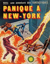 Cover Thumbnail for Une Aventure des Fantastiques (Editions Lug, 1973 series) #16