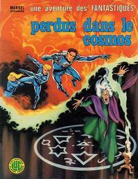 Cover Thumbnail for Une Aventure des Fantastiques (Editions Lug, 1973 series) #17