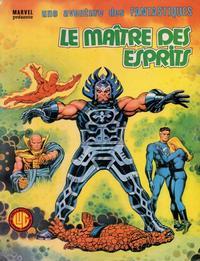 Cover Thumbnail for Une Aventure des Fantastiques (Editions Lug, 1973 series) #18