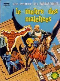 Cover Thumbnail for Une Aventure des Fantastiques (Editions Lug, 1973 series) #23