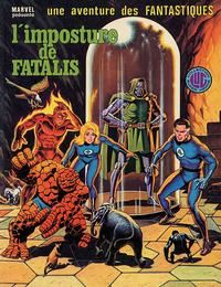 Cover Thumbnail for Une Aventure des Fantastiques (Editions Lug, 1973 series) #24