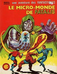 Cover Thumbnail for Une Aventure des Fantastiques (Editions Lug, 1973 series) #26