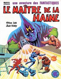 Cover Thumbnail for Une Aventure des Fantastiques (Editions Lug, 1973 series) #28