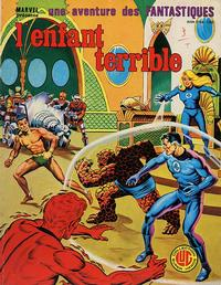 Cover Thumbnail for Une Aventure des Fantastiques (Editions Lug, 1973 series) #29