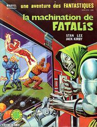 Cover Thumbnail for Une Aventure des Fantastiques (Editions Lug, 1973 series) #30