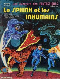 Cover Thumbnail for Une Aventure des Fantastiques (Editions Lug, 1973 series) #32