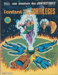 Cover Thumbnail for Une Aventure des Fantastiques (Editions Lug, 1973 series) #33