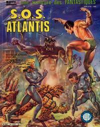 Cover Thumbnail for Une Aventure des Fantastiques (Editions Lug, 1973 series) #34