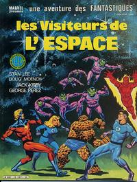 Cover Thumbnail for Une Aventure des Fantastiques (Editions Lug, 1973 series) #35