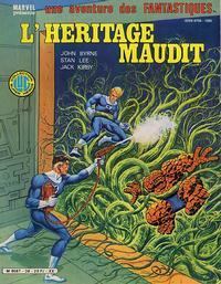 Cover Thumbnail for Une Aventure des Fantastiques (Editions Lug, 1973 series) #36