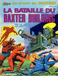 Cover Thumbnail for Une Aventure des Fantastiques (Editions Lug, 1973 series) #37