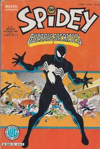 Cover Thumbnail for Spidey (Editions Lug, 1979 series) #73