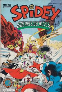 Cover Thumbnail for Spidey (Editions Lug, 1979 series) #74