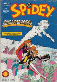 Cover Thumbnail for Spidey (Editions Lug, 1979 series) #79